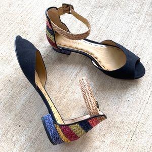 Nine West Ankle Strap sandal size 8